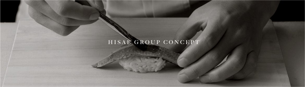 HISAE GROUP CONCEPT